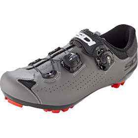 Sidi MTB Eagle 10 Schoenen Heren, black/grey